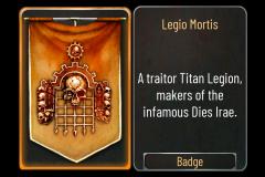 14 Legio Mortis