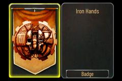 21 Iron Hands