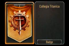 22 Collegia Titanica