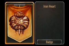25 Iron Heart