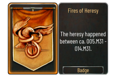 28 Fires of Heresy