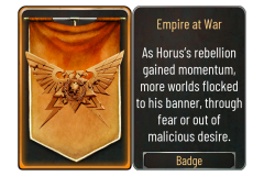 29 Empire at War