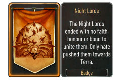 34 Night Lords