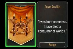 36 Solar Auxilia