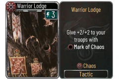 4 Warrior Lodge (Chaos)
