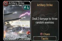 5 Artillery Strike (Chaos)