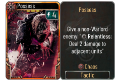 6 Possess (Chaos)