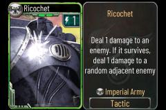 3 Ricochet (Imperial Army)