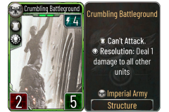 6 Crumbling Battleground (Imperial Army)