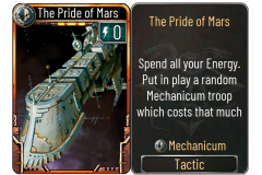 2 The Pride of Mars (Mechanicum)