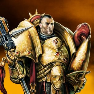The Legio Custodes start their eternal vigil!