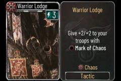 4 Warrior Lodge (Chaos)