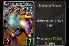 12 Rethaerin Platoon (Emperor's Children)