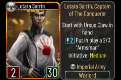 1 Lotara Sarrin (Imperial Army)