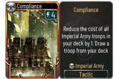5 Compliance (Imperial Army)