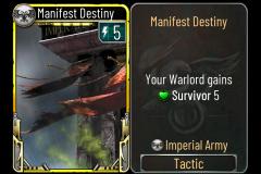 7 Manifest Destiny (Imperial Army)