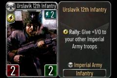 15 Urslavik 12th Infantry (Imperial Army)