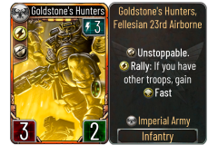 19 Goldstone's Hunters (Imperial Army)