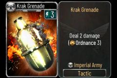 21 Krak Grenade (Imperial Army)
