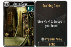 23 Training Cage (Imperial Army)
