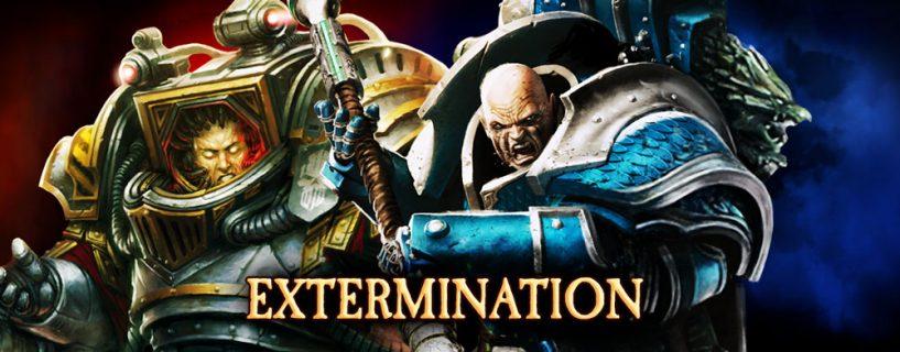 The Horus Heresy Book Three Extermination